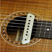 LR Baggs M1 Active Body-Sensitive Active Magnetic Soundhole Pickup